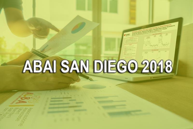 Riera scentifica Autismo San Diego 2018