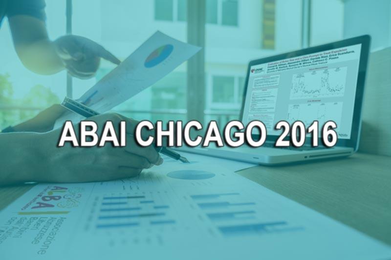 Ricerche scentifiche ABA ABAI CHICAGO 2016