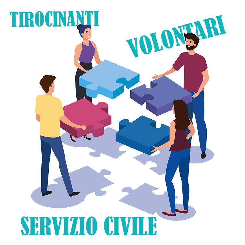 ABA Volontari Tirocinanti Servizio Civile
