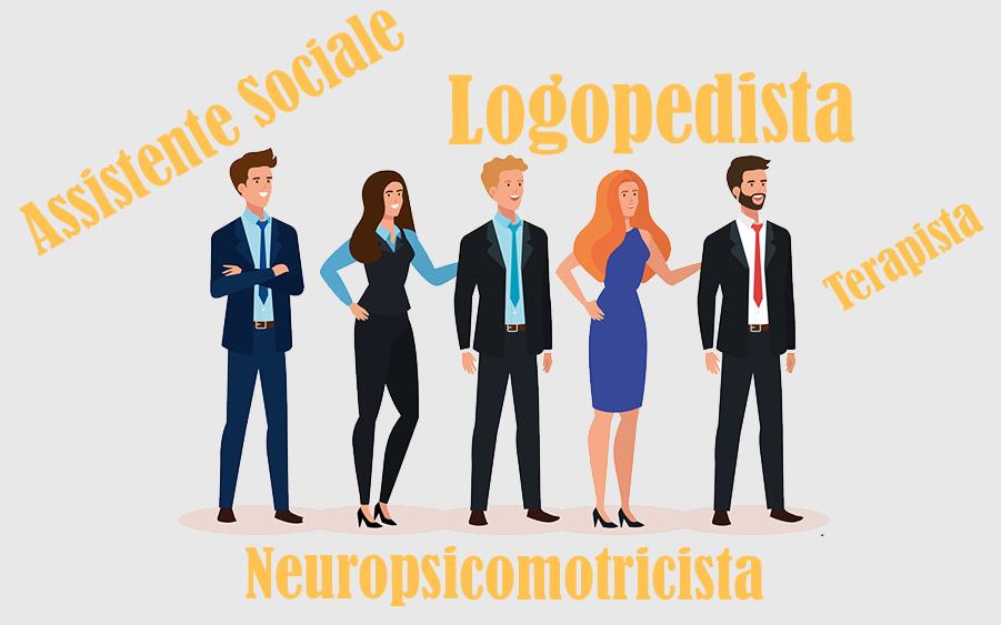 ABA - Abruzzo Pescara Lavoro Assistente Sociale Logopedista Neuropsicomotricista