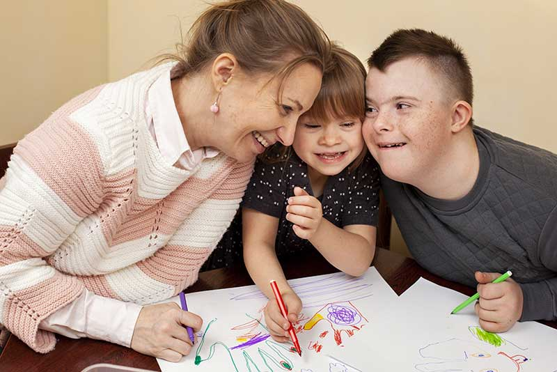 Aumentare Gli Indici Di Felicità Nelle Persone Con Disabilità Multiple Profonde E Autismo