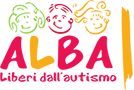 Associazione ALBA Onlus Autismo in Abruzzo Logo